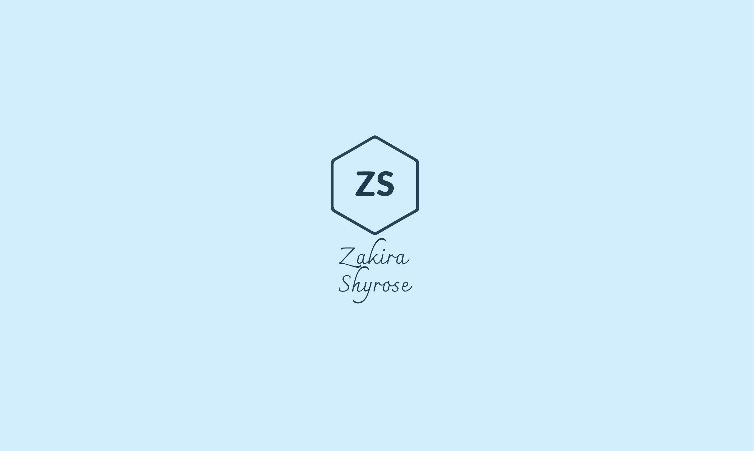 [object object] Zakira Shyrose Portfolio feature image ZAkira